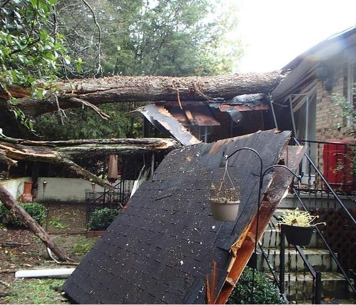 Storms Can Really Damage Your Henderson County Home!