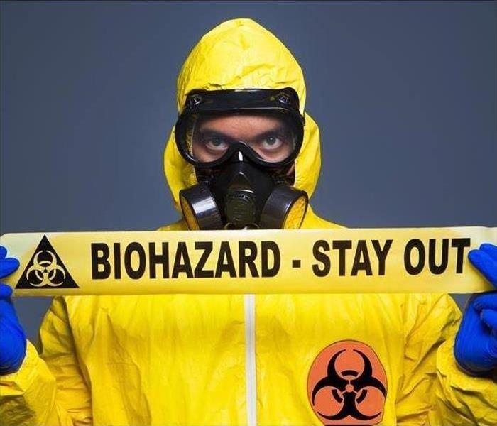 Biohazard Biohazard Cleanup For Your Henderson County Home Or Business